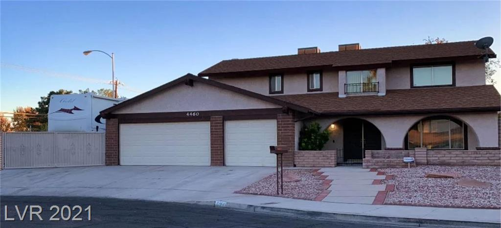 4460 Wilder Place Property Photo - Las Vegas, NV real estate listing