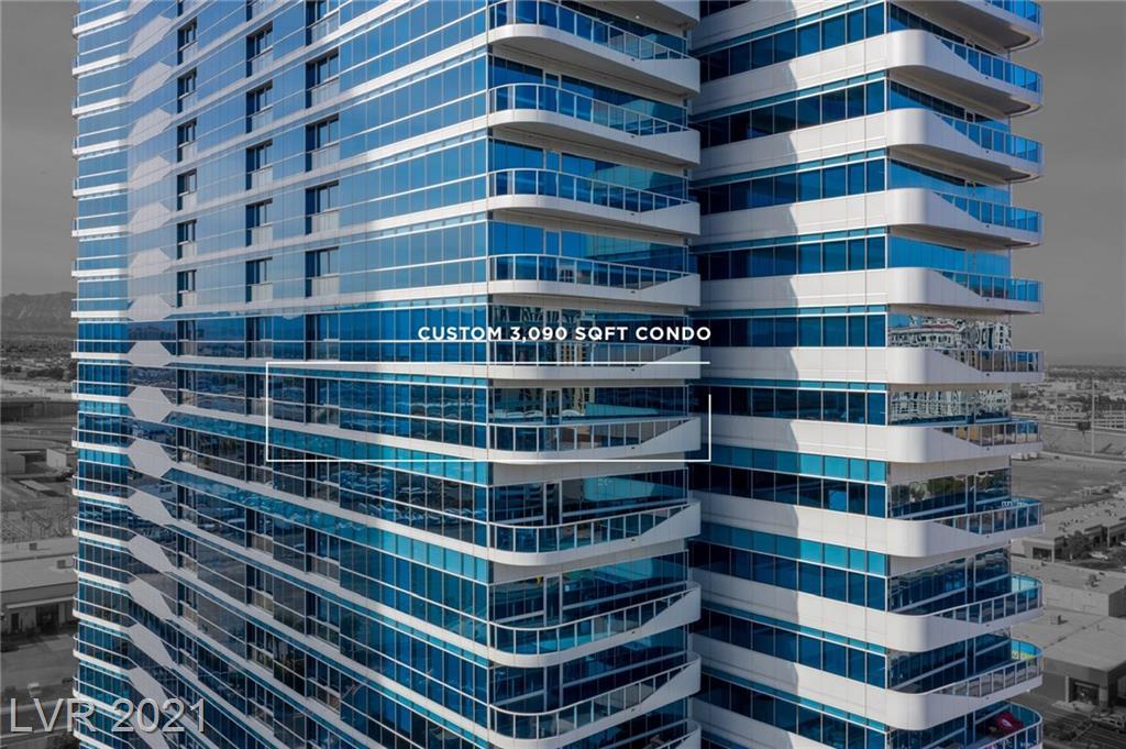 4471 Dean Martin Drive #1707 Property Photo - Las Vegas, NV real estate listing