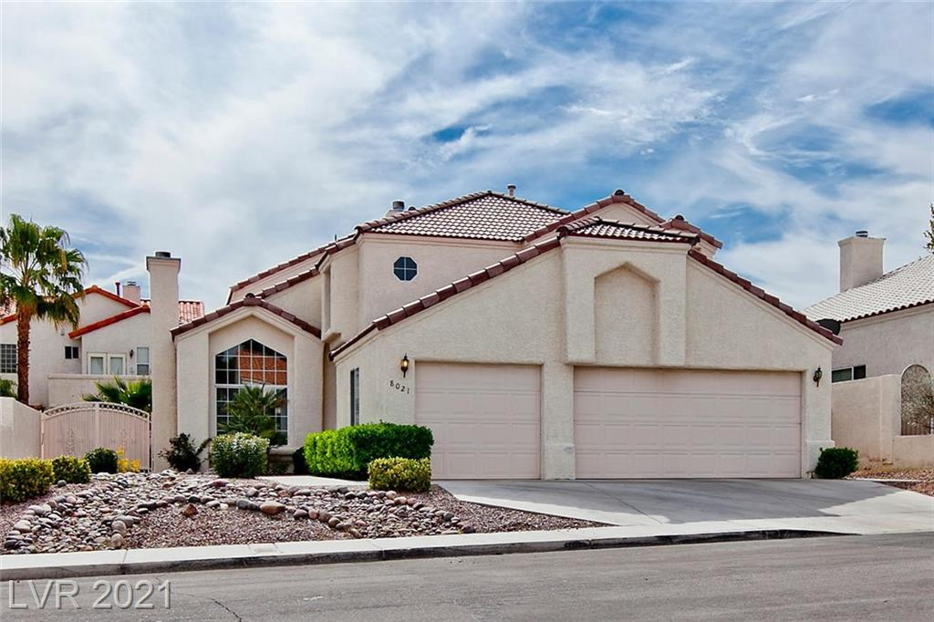 8021 SHORECREST Drive Property Photo - Las Vegas, NV real estate listing