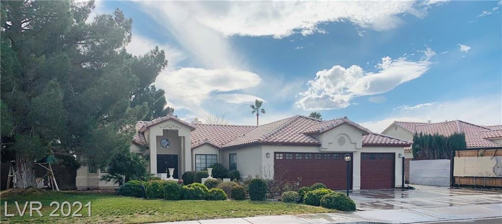 Morning Glen Circle Property Photo - Las Vegas, NV real estate listing