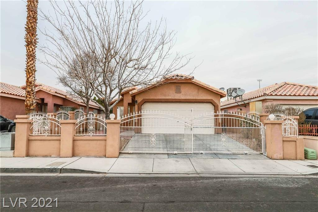 745 Grande Ronde Court Property Photo - Las Vegas, NV real estate listing