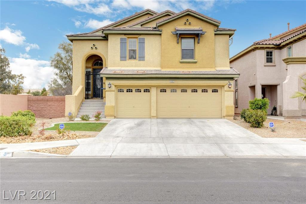 4005 Coleman Street Property Photo - North Las Vegas, NV real estate listing