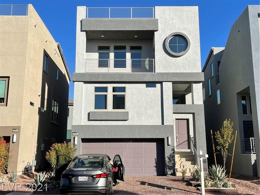8050 Misty Canyon Avenue Property Photo - Las Vegas, NV real estate listing