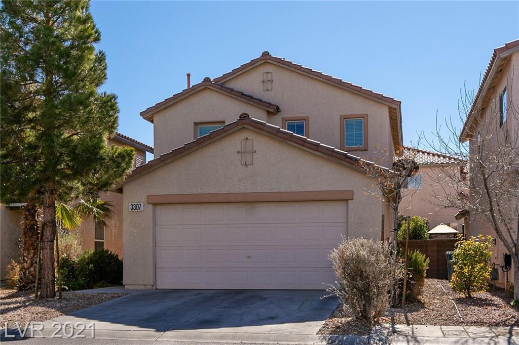 3307 Palio Avenue Property Photo - Las Vegas, NV real estate listing