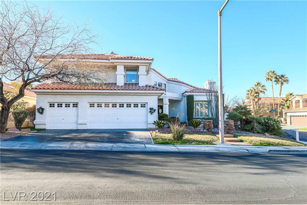 2237 Fiero Drive Property Photo - Las Vegas, NV real estate listing