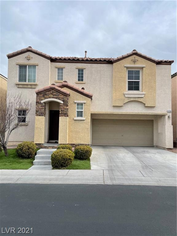 3744 Cedartown Street Property Photo - Las Vegas, NV real estate listing
