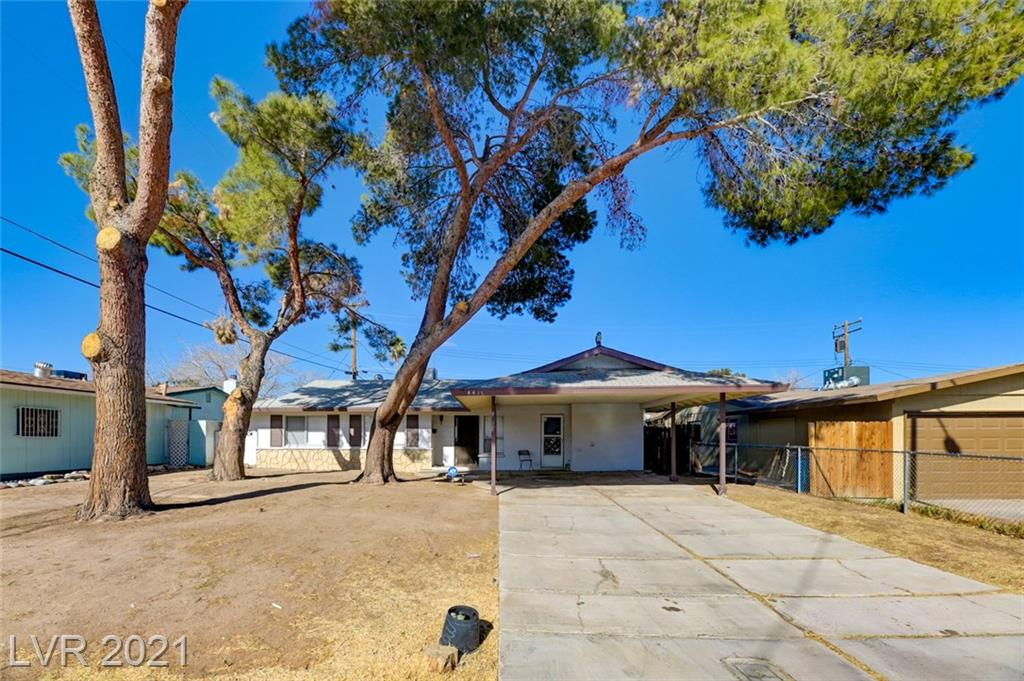 4417 Berkley Avenue Property Photo - Las Vegas, NV real estate listing