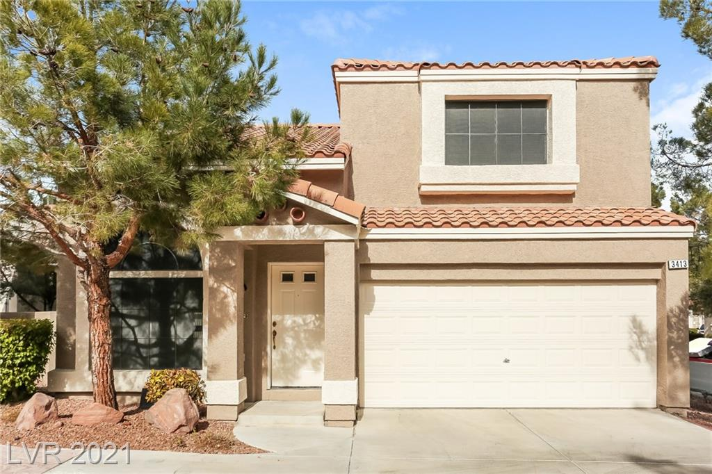 3413 Yorkminster Street Property Photo - Las Vegas, NV real estate listing