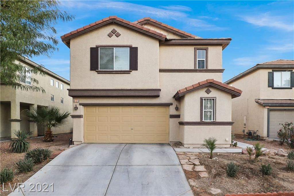 4123 Grennock Court Property Photo - Las Vegas, NV real estate listing