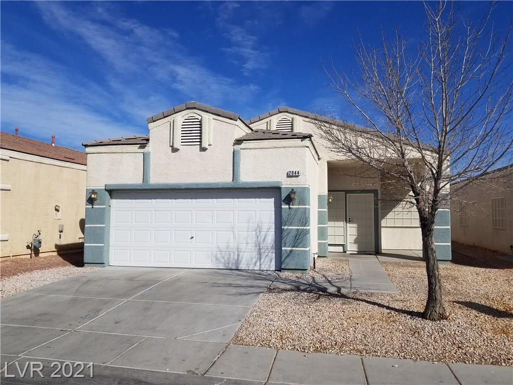 2044 Fred Brown Drive Property Photo - Las Vegas, NV real estate listing