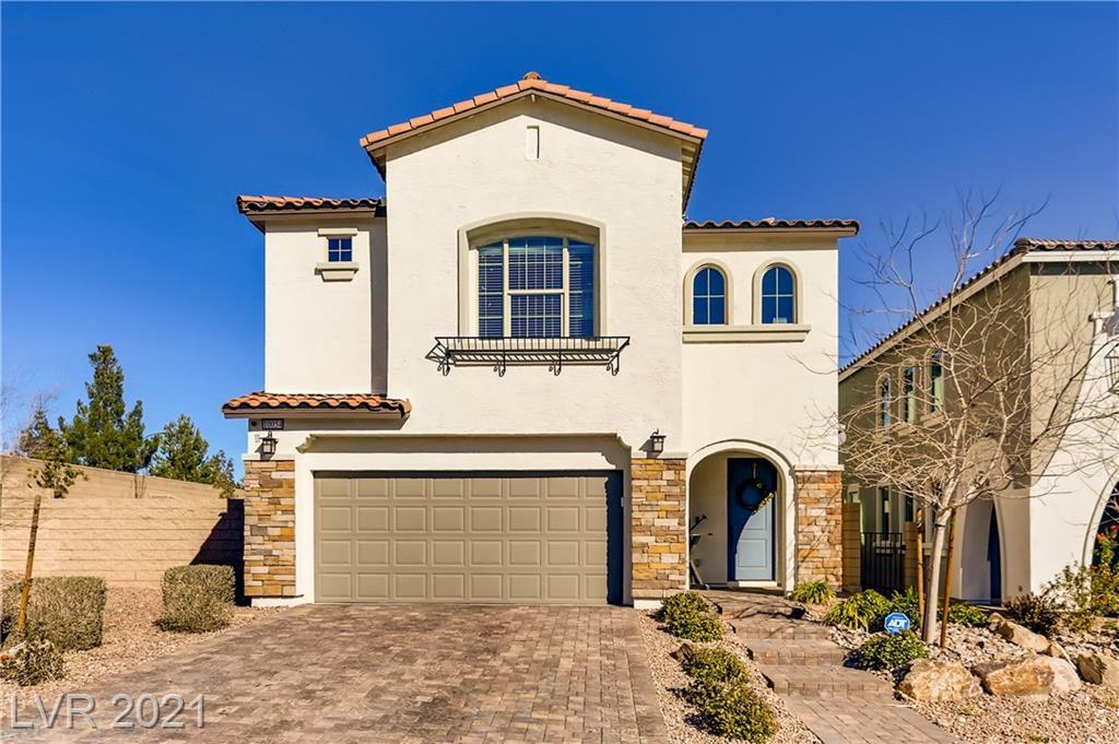 10054 Rams Leap Avenue Property Photo - Las Vegas, NV real estate listing