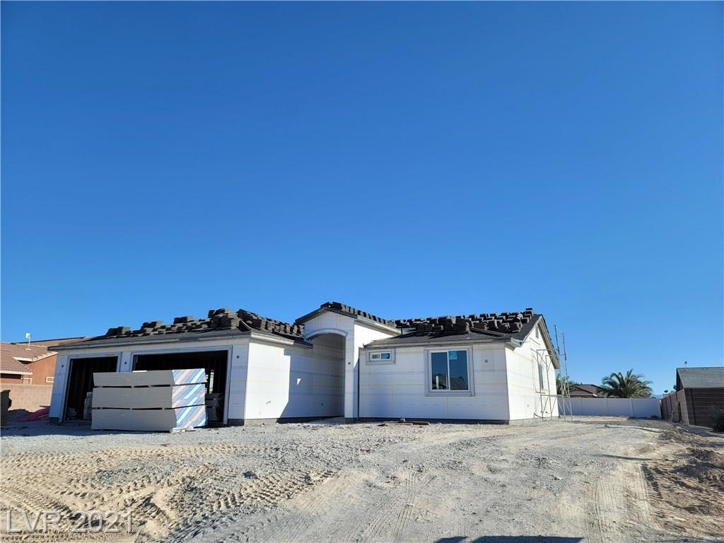 5091 Balhurst Court Property Photo - Pahrump, NV real estate listing