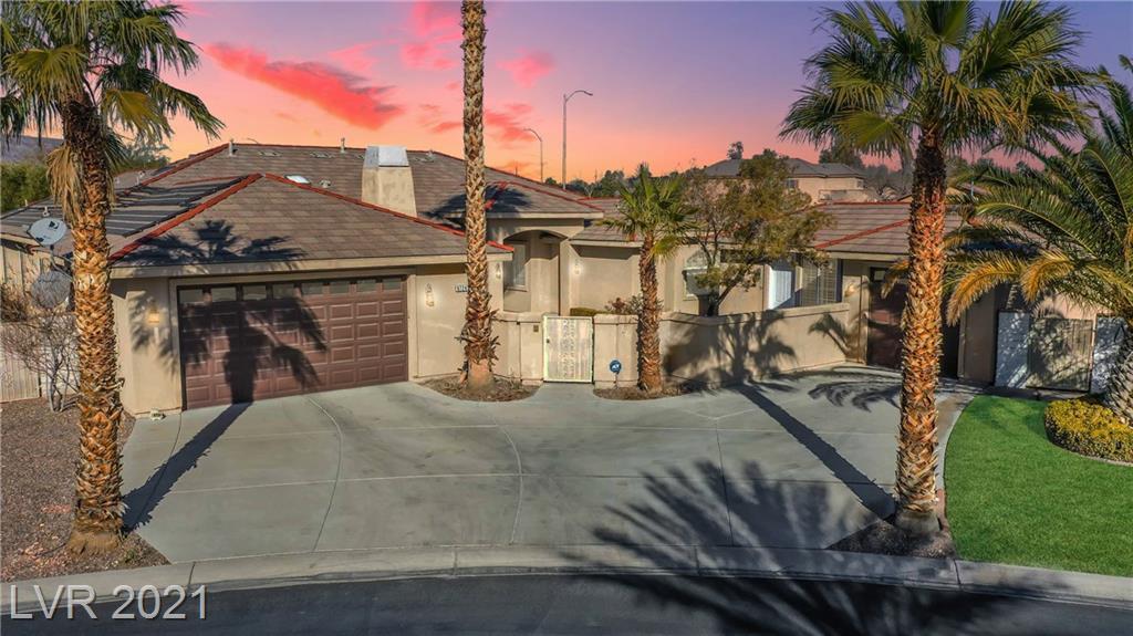 8724 Azure Sky Drive Property Photo - Las Vegas, NV real estate listing