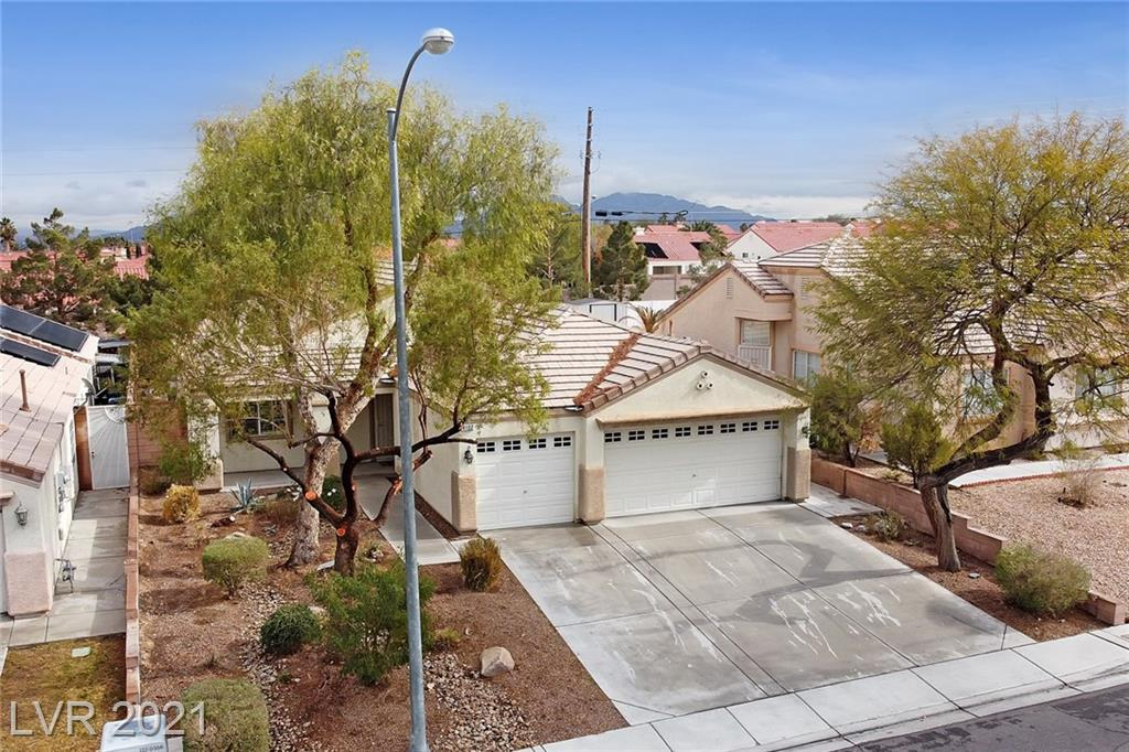 4122 Allyson Rae Street Property Photo - North Las Vegas, NV real estate listing