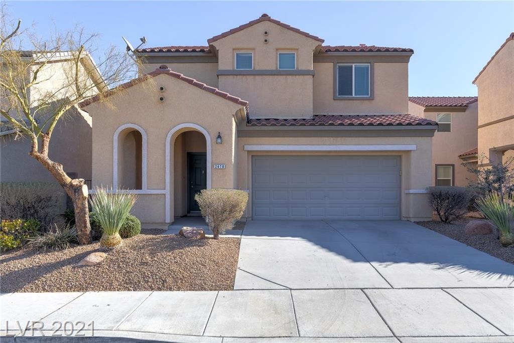 2478 Denholme Street Property Photo - Henderson, NV real estate listing