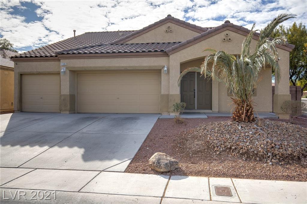 1105 Bobby Pollard Avenue Property Photo - North Las Vegas, NV real estate listing