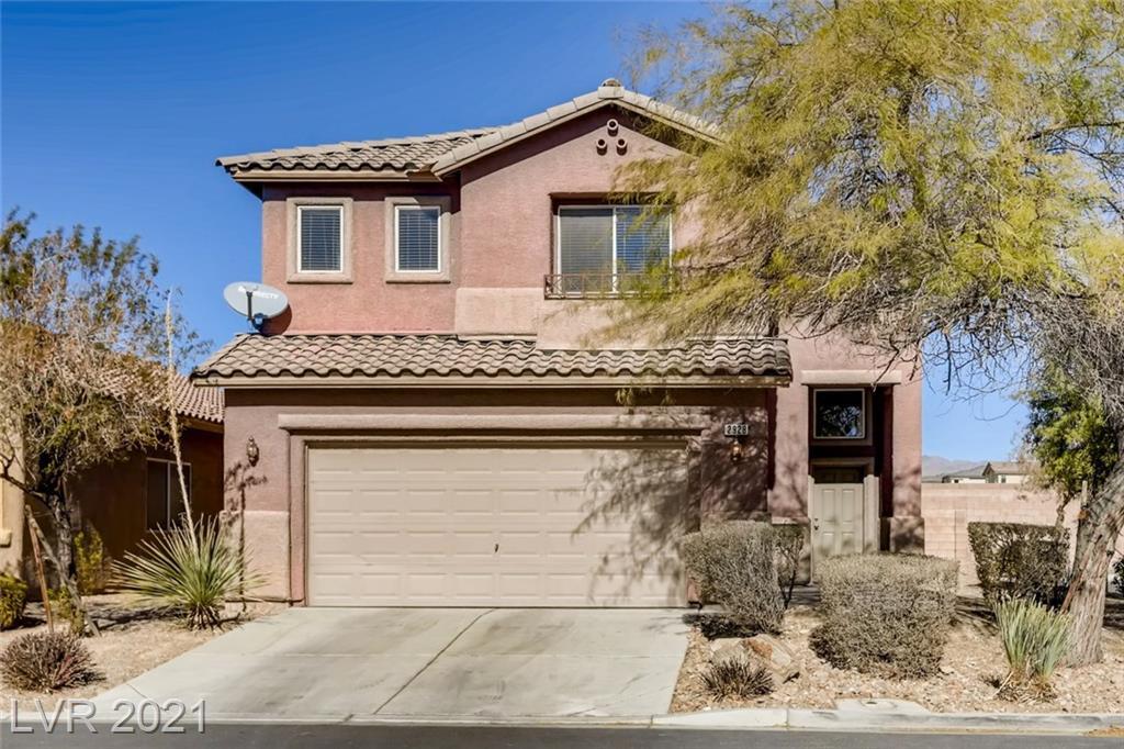 2928 Riarosa Court Property Photo - Las Vegas, NV real estate listing