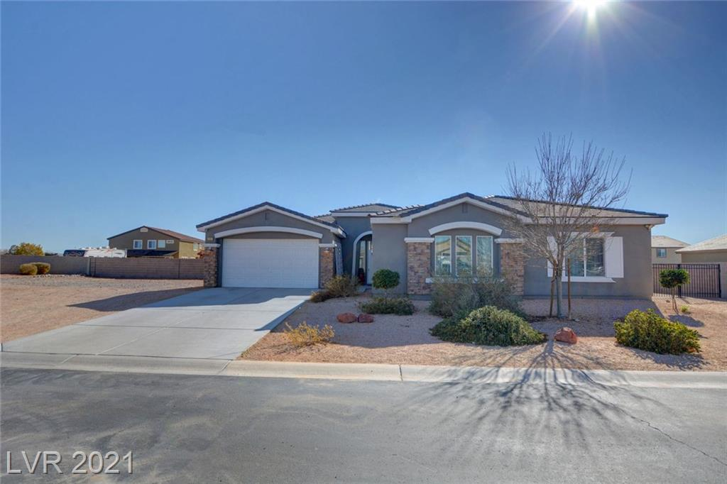 1541 Quail Vista Court Property Photo - Logandale, NV real estate listing
