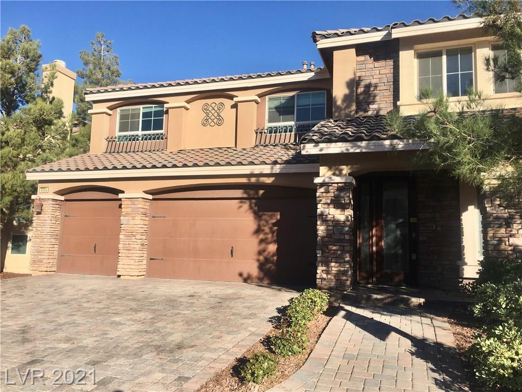 8564 Silver Coast Street Property Photo - Las Vegas, NV real estate listing
