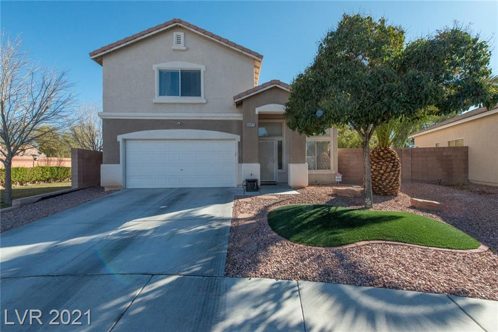 4117 Catalan Sails Avenue Property Photo - North Las Vegas, NV real estate listing