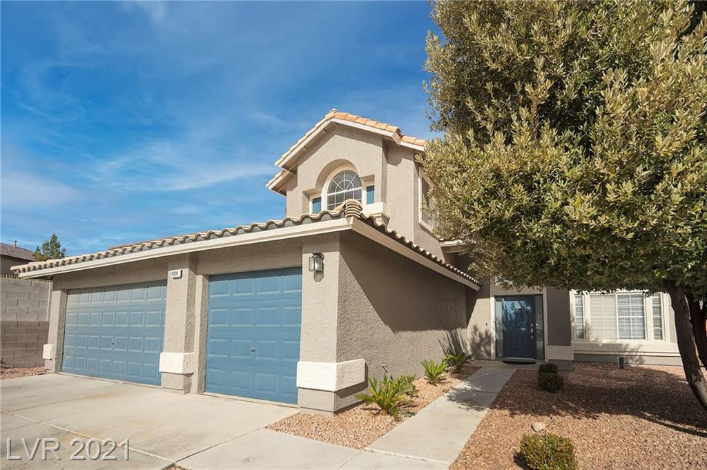 6336 Echo Canyon Circle Property Photo - Las Vegas, NV real estate listing