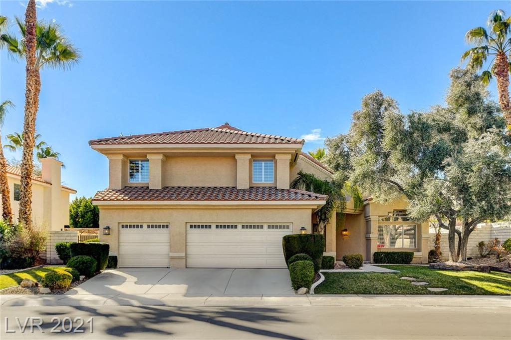 8917 Saint Pierre Drive Property Photo - Las Vegas, NV real estate listing