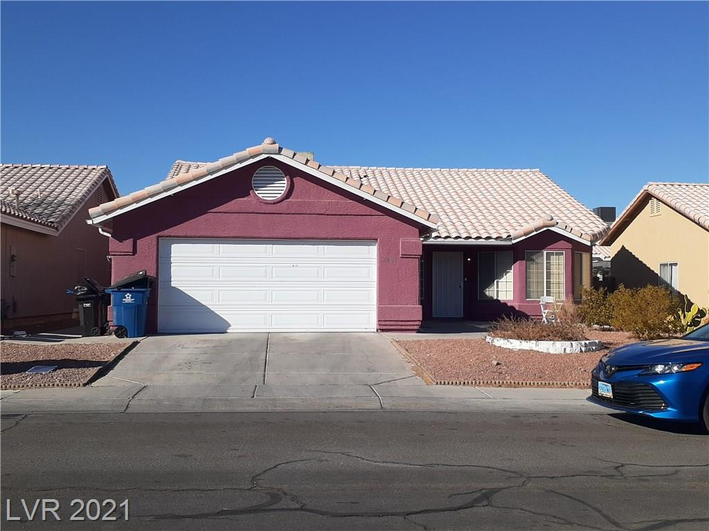 3841 Blairmoor Street Property Photo - North Las Vegas, NV real estate listing