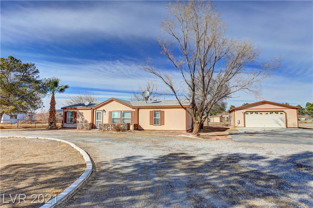 50 McMurray Drive Property Photo - Pahrump, NV real estate listing
