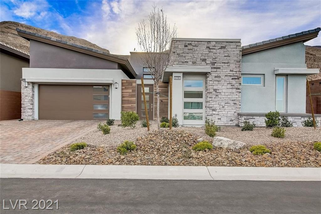6195 Stone Rise Street Property Photo - Las Vegas, NV real estate listing