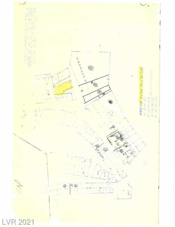 Tank Rd. Property Photo - Pioche, NV real estate listing