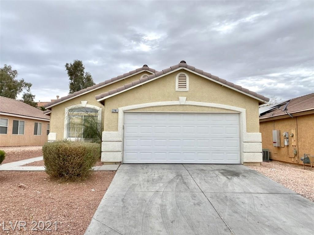3741 Round Robin Street Property Photo - North Las Vegas, NV real estate listing