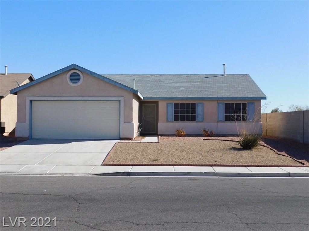 2130 Prevail Drive Property Photo - North Las Vegas, NV real estate listing