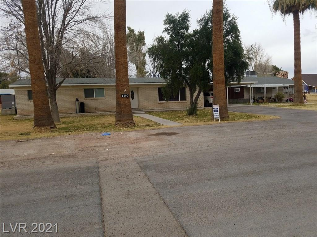 150 E Shurtliff Avenue Property Photo - Overton, NV real estate listing