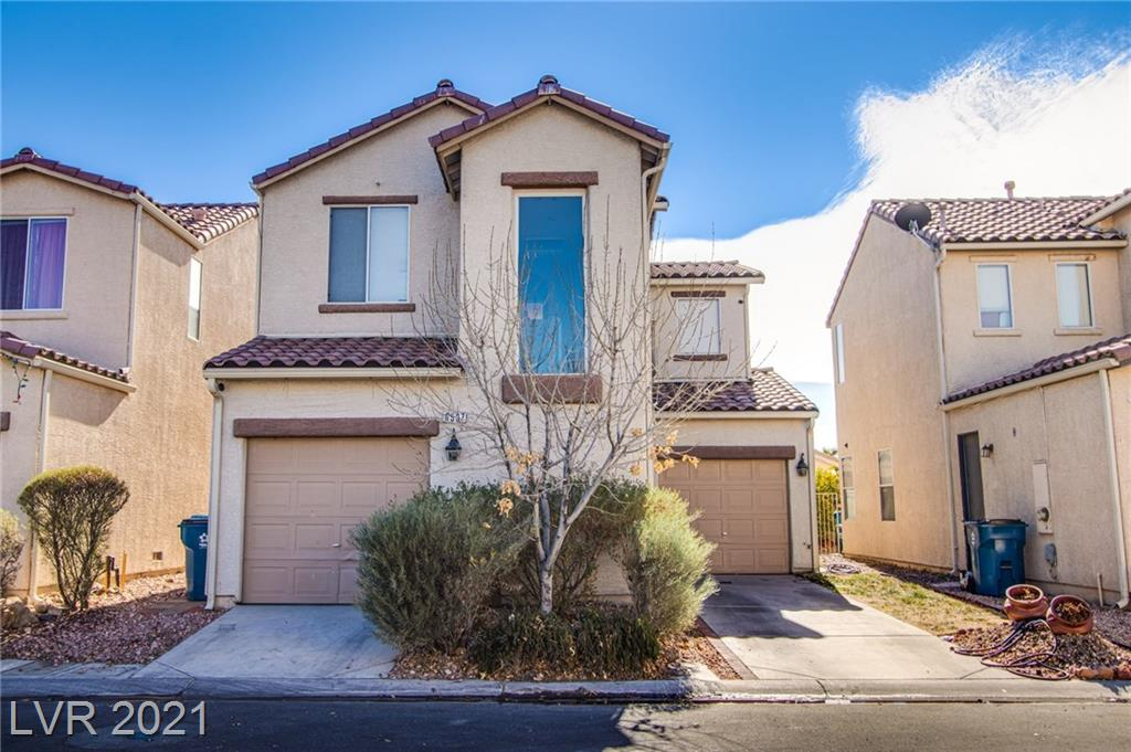 6507 Coronado Canyon Avenue Property Photo - Las Vegas, NV real estate listing