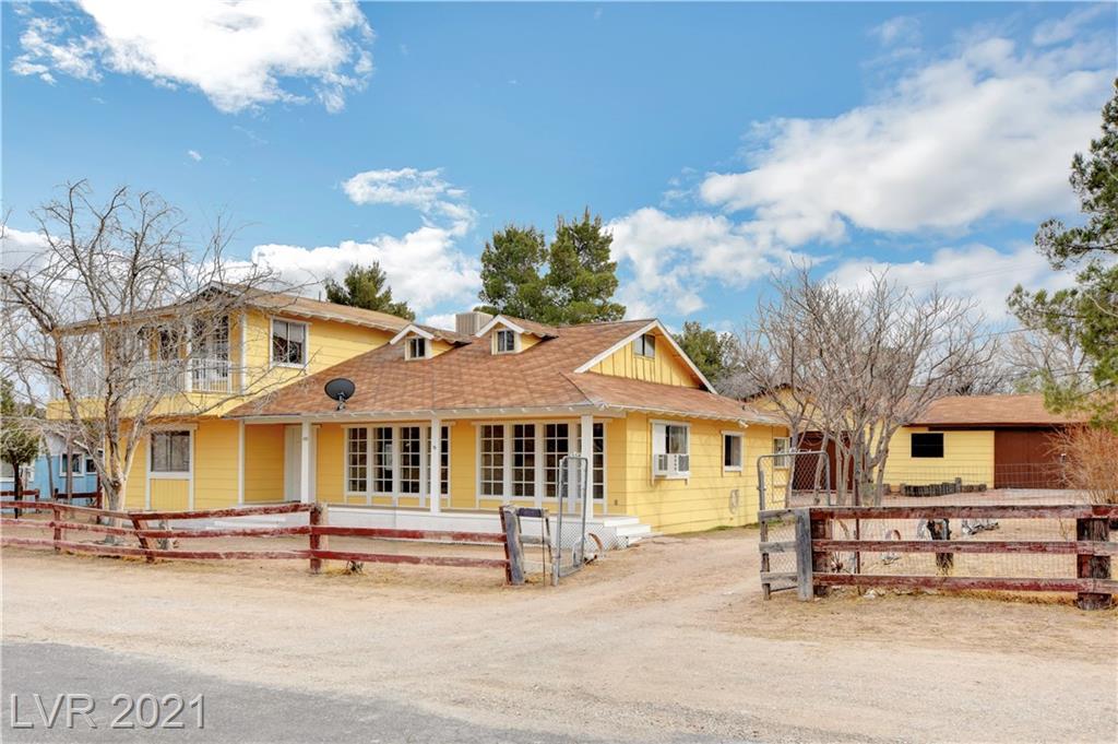 405 Exchange Avenue Property Photo - Goodsprings, NV real estate listing