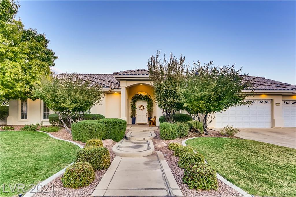 4534 Blue Mesa Way Property Photo - Las Vegas, NV real estate listing