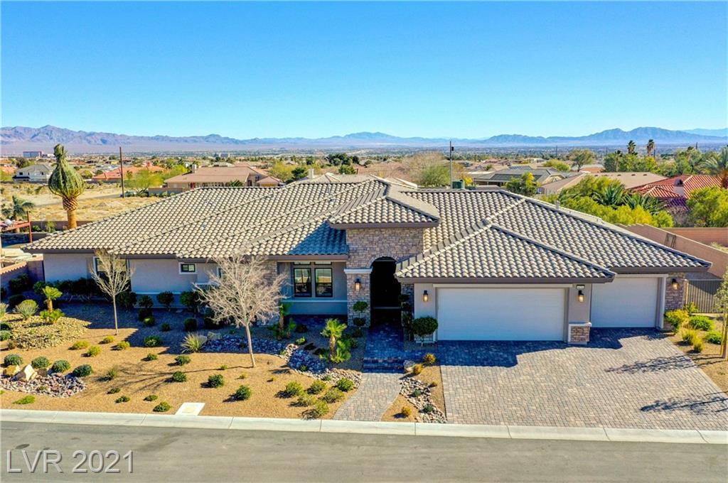 6074 Skyline Point Drive Property Photo - Las Vegas, NV real estate listing