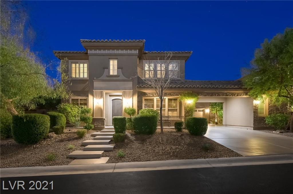 2724 King Louis Street Property Photo - Henderson, NV real estate listing