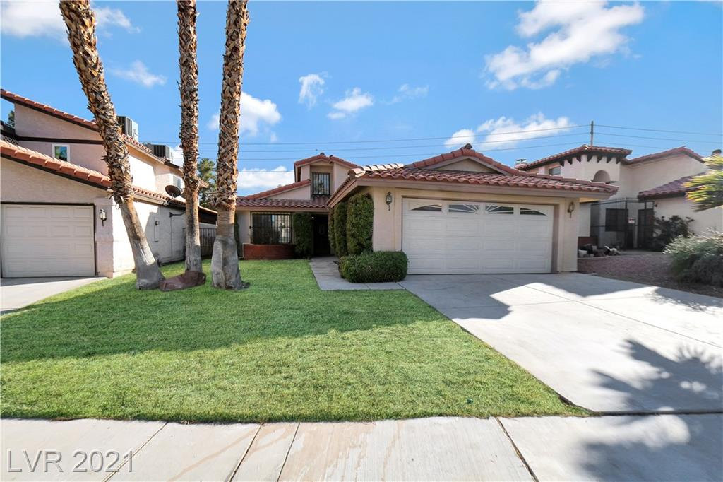 2219 Portabello Road Property Photo - Las Vegas, NV real estate listing