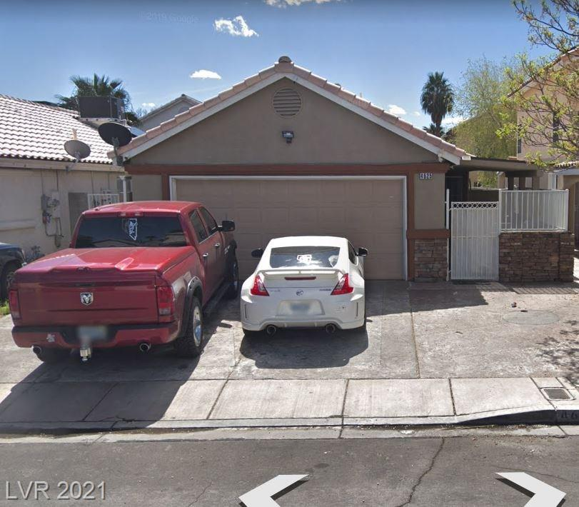4625 Little Finch Lane Property Photo - Las Vegas, NV real estate listing