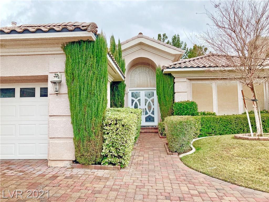 5201 Sandy Cactus Lane Property Photo - Las Vegas, NV real estate listing