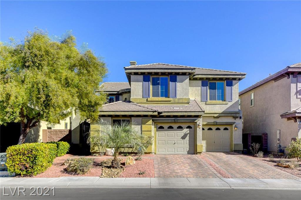8224 Chimney Bluffs Street Property Photo - North Las Vegas, NV real estate listing