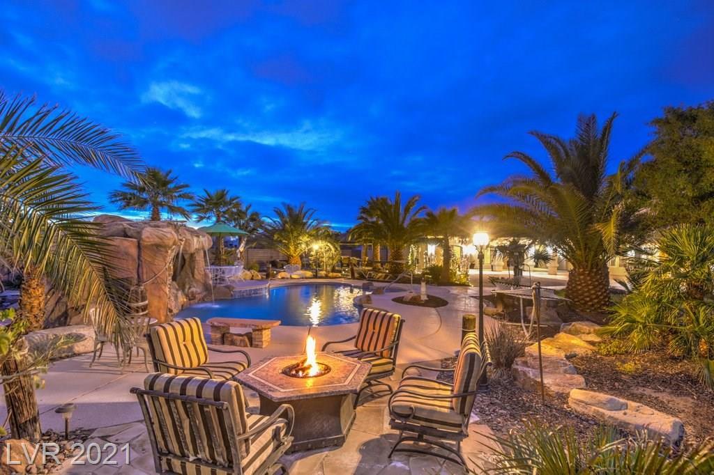 Moon Chase Street Property Photo - Las Vegas, NV real estate listing