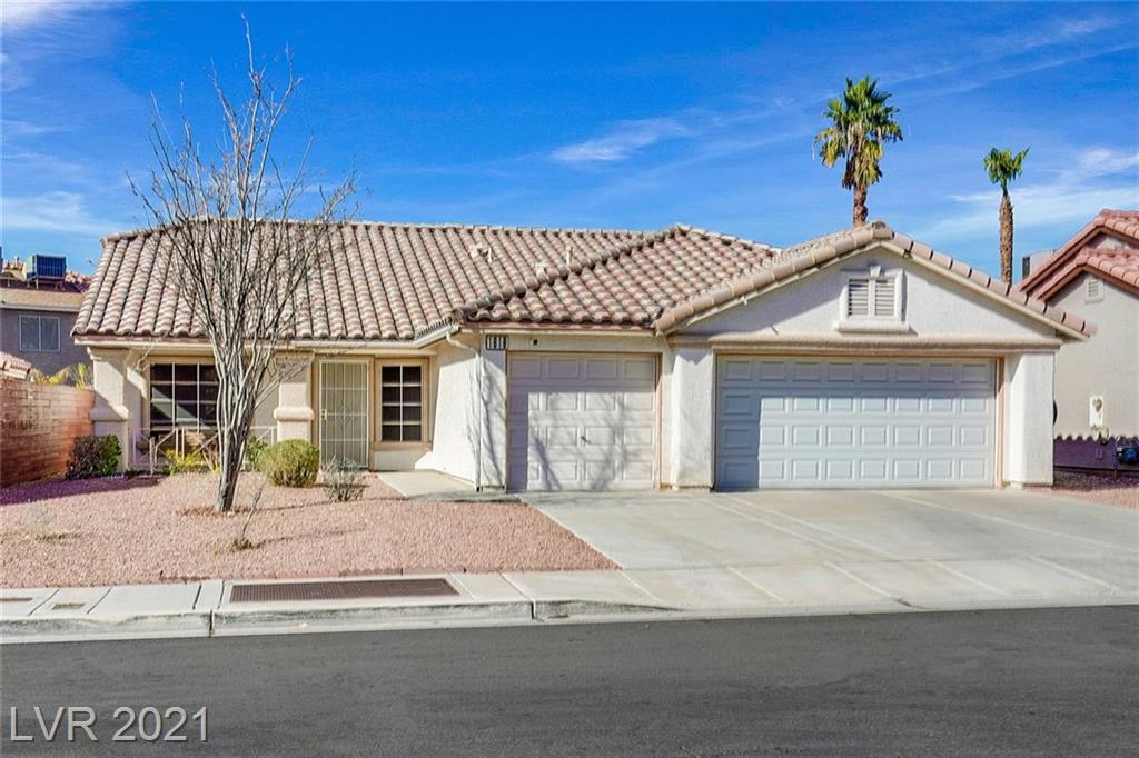1619 Tangerine Rose Drive Property Photo - Las Vegas, NV real estate listing