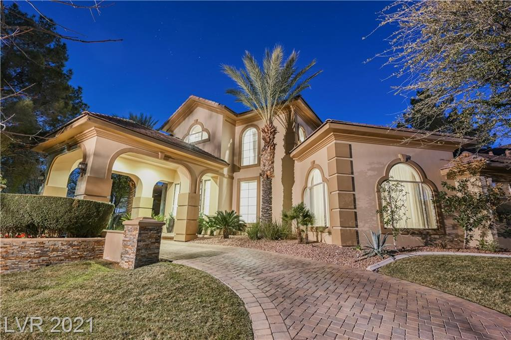 413 Canyon Greens Drive Property Photo - Las Vegas, NV real estate listing
