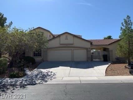 8913 Sheep Ranch Court Property Photo - Las Vegas, NV real estate listing