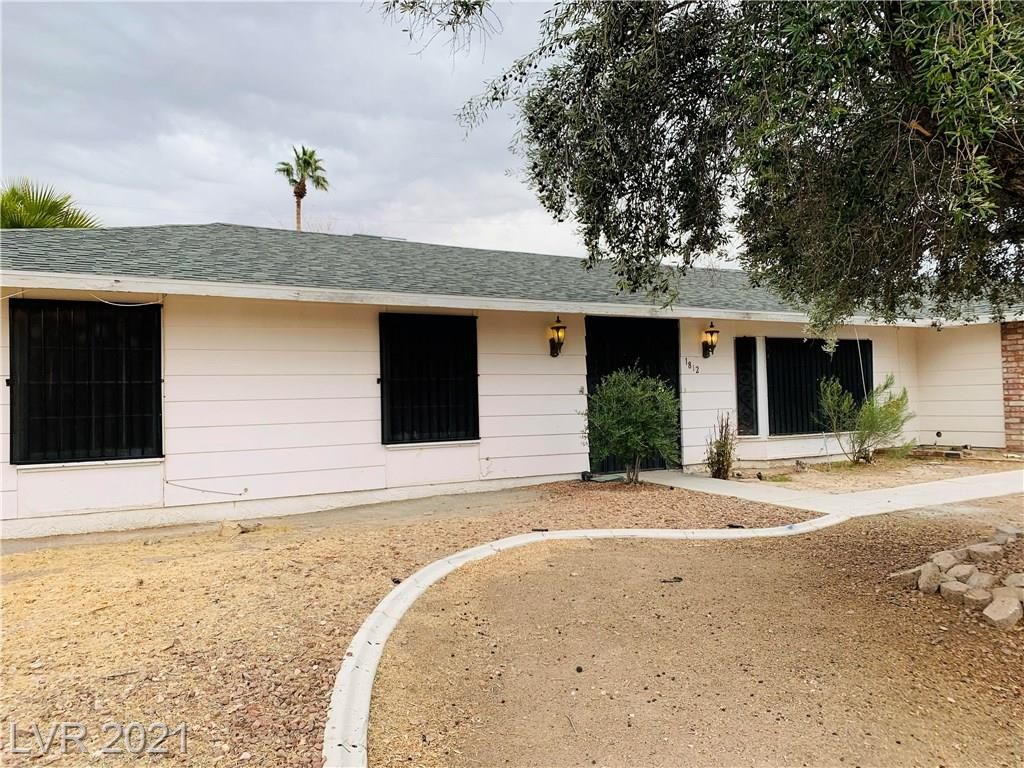 1812 Parkchester Drive Property Photo - Las Vegas, NV real estate listing