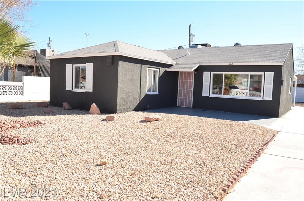 609 Orr Avenue Property Photo - North Las Vegas, NV real estate listing