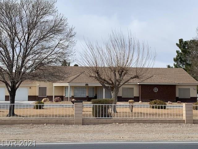 1020 Leslie Street Property Photo - Pahrump, NV real estate listing