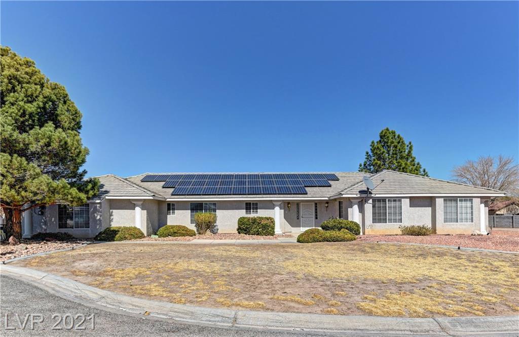 2885 Bronco Street Property Photo - Las Vegas, NV real estate listing